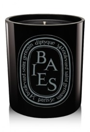 Diptyque Baies black candle