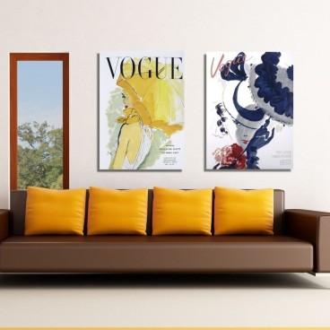 vintage_vogue_gallery_wall